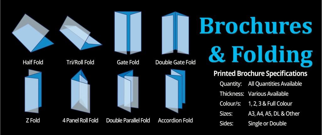 Brochures & Folding